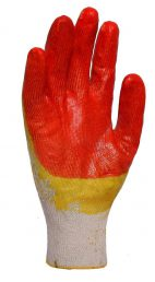 Перчатки х/б трикотажные двухслойные