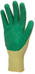 Перчатки х/б трикотажные ГЕНА с латексным покрытием (70%х/б, 30% п/э)