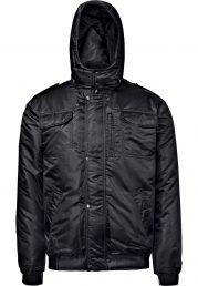 Куртка утеплённая Альфа-2 чёрная